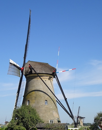 Wind Mill Molen Mühle