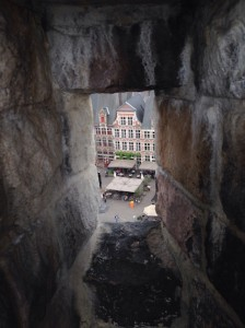 Ghent Gent view castle