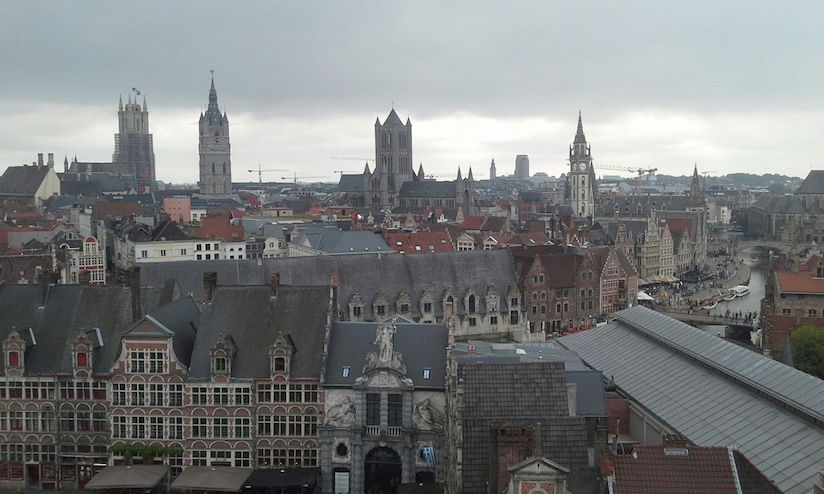 Ghent Gent View2