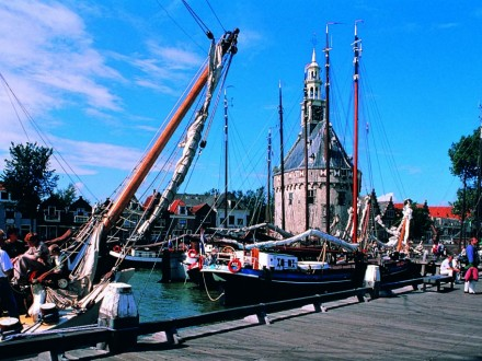 Hoorn Haven Hafen Harbour