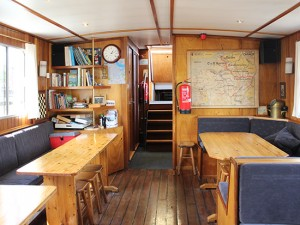 Salon Barge Waterland