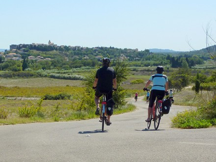 Cyclists France, Provence & Camargue, CPR