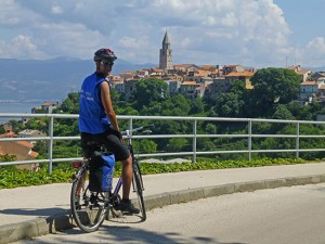 EKB Croatia Cycling tour Vrbnjk bike