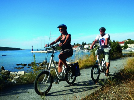 EKB Islands Kvarner Bay E-Bike