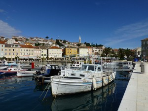 EKB Islands Kvarner Bay Harbour Mali Losinj