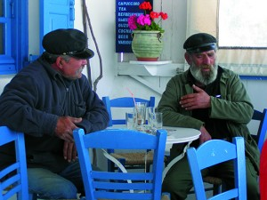 Greek Cyclades CYC Tavern Two Man