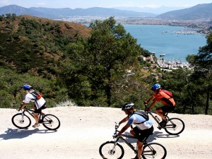 Turkey cycling Lycia