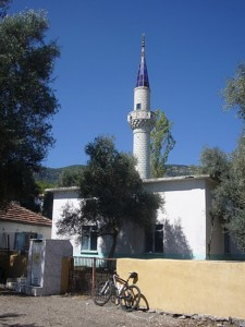 Turkey holiday Little Mosque