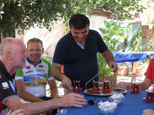 LTK Lycia cycling break turkish tea