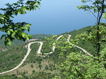 MCD Road Moutain Macedonia