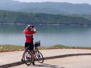 MCD View Cyclist Foto Macedonia